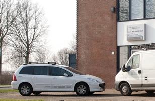 Van der Hulst Kunststof kozijnen Leiden